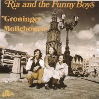 Ria and the Funny Boys - Groninger Mollebonen - CD