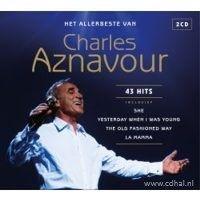 Charles Aznavour - Het Allerbeste Van - 2CD
