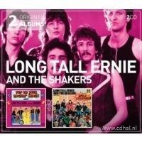 Long Tall Ernie and The Shakers - 2 For 1 - Put On Your Rockin Shoes + It`s A Monster - 2CD