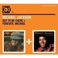 Michael Jackson - 2 For 1 - Got To Be There + Forever, Michael - 2CD