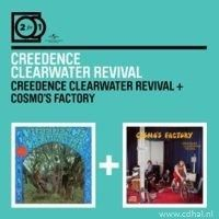 Creedence Clearwater Revival - 2 For 1 - Creedence Clearwater Revival + Cosmo`s Factory - 2CD
