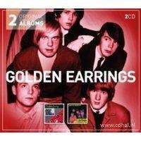 Golden Earrings - 2 For 1 - Just Ear-rings + Winter-harvest - 2CD