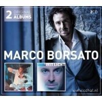 Marco Borsato - 2 For 1 - De Bestemming + Wit Licht - 2CD
