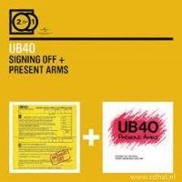 UB40 - 2 For 1 - Signing Off + Present Arms - 2CD