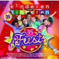 Kinderen voor Kinderen 35 - Feest - CD
