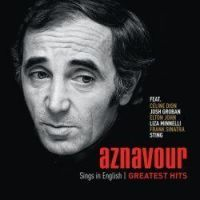 Charles Aznavour - Greatest Hits - Sings in English - CD