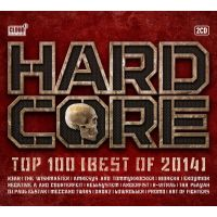 Hardcore Top 100 - Best Of 2014 - 2CD