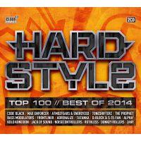 Hardstyle Top 100 - Best Of 2014 - 2CD