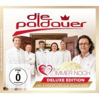 Die Paldauer - Immer noch - Deluxe Edition - CD+DVD