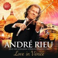 Andre Rieu - Love in Venice - CD  (Live in Maastricht 8)