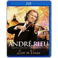 Andre Rieu - Love in Venice - Blu Ray (Live in Maastricht 8)