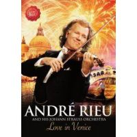 Andre Rieu - Love in Venice - DVD  (Live in Maastricht 8)