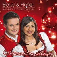 Belsy und Florian - Weihnacht im Herzen - CD