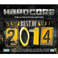 Hardcore - The Ultimate Collection - Best Of 2014 - 3CD