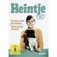 Heintje - 2 Speelfilms - Ein Herz geht auf Reisen + Mein bester Freund - 2DVD