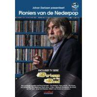 Johan Derksen Presenteert - Pioniers Van De Nederpop - 2CD+2DVD