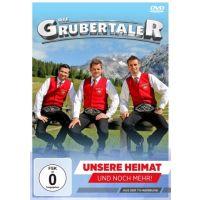 Die Grubertaler - Unsere Heimat Und Noch Mehr! - DVD
