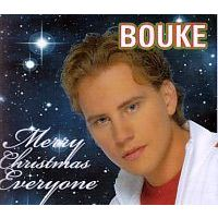 Bouke - Merry Christmas Everyone - CD Single
