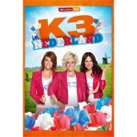 K3 in Nederland - DVD