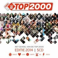 Top 2000 - Editie 2014 - Het Gevoel Van - 5CD