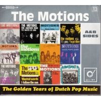 The Motions - The Golden Years of Dutch Pop Music - 2CD