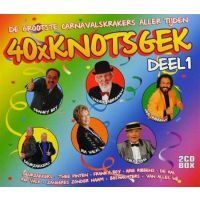 40x Knotsgek - Deel 1 - 2CD