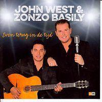 John West en Zonzo Basily - Even terug in de tijd - CD