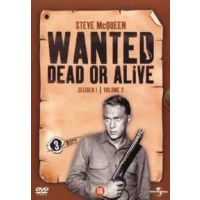 Wanted Dead Or Alive - Seizoen 1 - Volume 2 - 3DVD