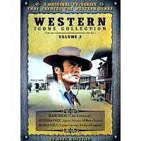 Western Icon Collection - Volume 2 - 10DVD