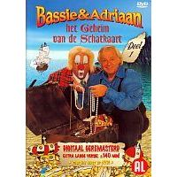 Bassie en Adriaan - Het Geheim Van De Schatkaart - Deel 1 - DVD