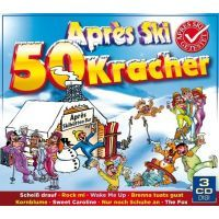 50 Apres Ski Kracher - 3CD