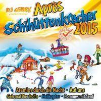 DJ Gerry - Apres Schihuttenkracher 2015 - 2CD