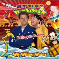 Ernst, Bobbie en de Rest - Wij Willen Water - CD