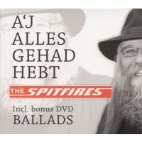 The Spitfires - Aj Alles Gehad Hebt - CD+DVD
