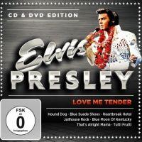 Elvis Presley - Love Me Tender - CD+DVD