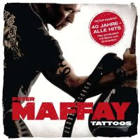 Peter Maffay - Tattoos - 40 Jahre - Alle Hits - CD