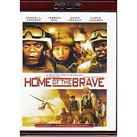 Home of the Brave - HD DVD