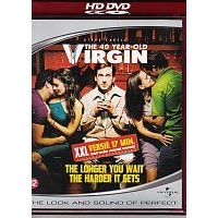 The 40 Year Old Virgin - HD DVD
