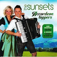 The Sunsets - Accordeon Toppers - CD