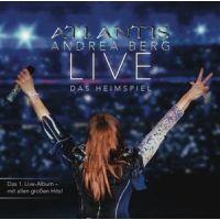 Andrea Berg - Atlantis Live - Das Heimspiel - 2CD