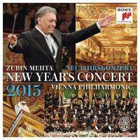 Neujahrskonzert 2015 - Zubin Mehta und Vienna Philharmonic - 2CD