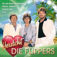 Die Flippers - Herzlichst - CD