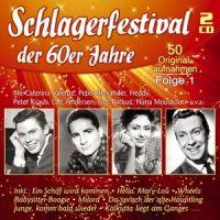 Schlagerfestival Der 60er Jahre - 2CD