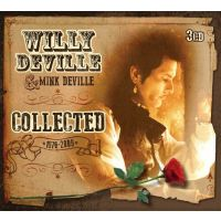 Willy Deville & Mink Deville- Collected - 3CD