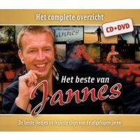 Jannes - Het Beste Van - CD+DVD