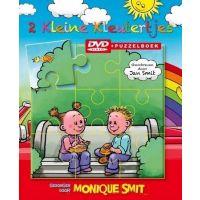 2 Kleine Kleutertjes - Deel 1 - DVD+PUZZELBOEK