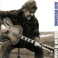 Alex Vissering - Tied om te leven - CD