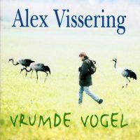 Alex Vissering - Vrumde vogel - CD