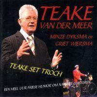 Teake van der Meer - Teake Set Troch - CD