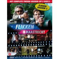 Flikken Maastricht - Seizoen 2 - 3DVD